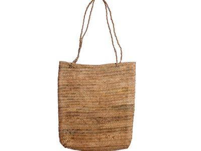 borsa in paglia di palma