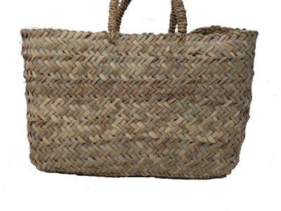 Borsa moda in paglia artigianale