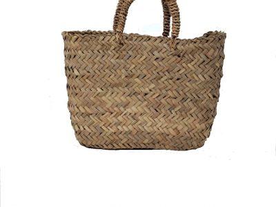 Shopper in paglia handmade