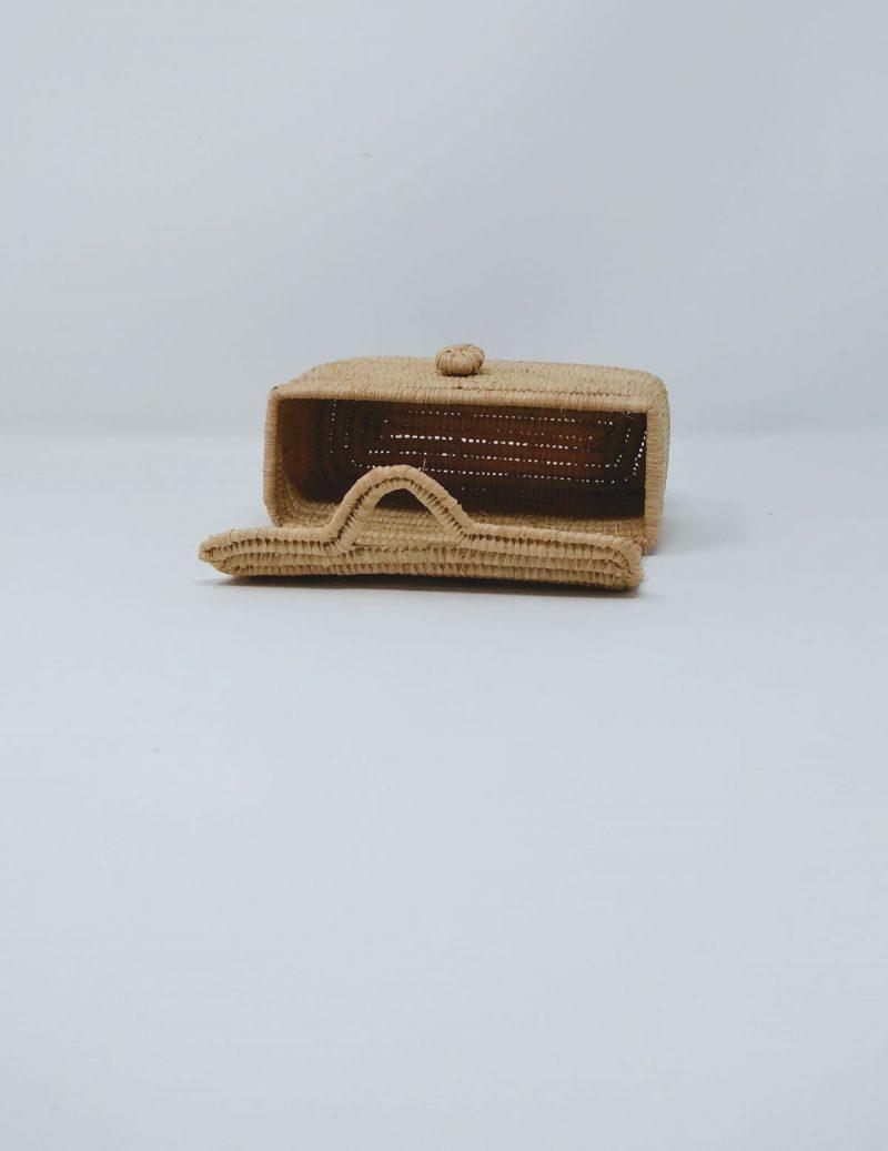 micro borsa in ragia
