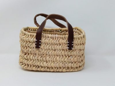 Mini Bag in paglia